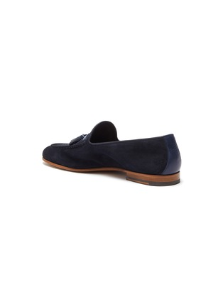 - MALONE SOULIERS - Alberto tassel detail sculpted loafers