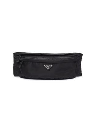 Main View - Click To Enlarge - PRADA - Tessuto nylon bum bag