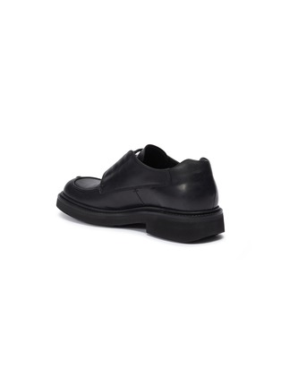 - PRADA - Split toe derby shoes