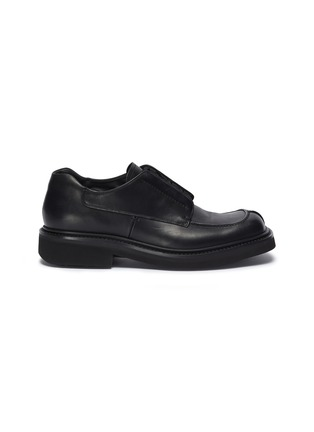 Main View - Click To Enlarge - PRADA - Split toe derby shoes