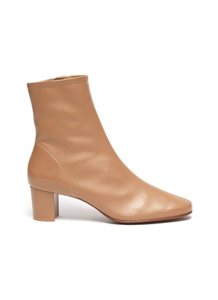 Main View - Click To Enlarge - BY FAR - Sofia leather ankle boots