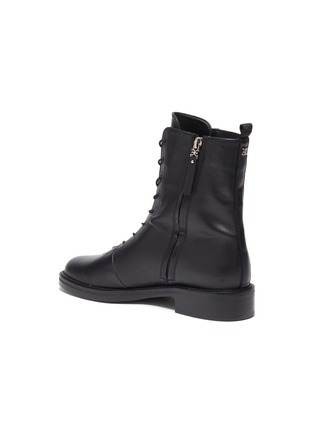 - SAM EDELMAN - 'Nellyn' leather combat boots