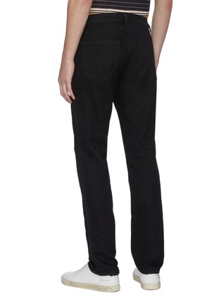 Back View - Click To Enlarge - J BRAND - 'Kane' dark wash straight leg jeans