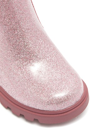 Detail View - Click To Enlarge - NATIVE - 'Kensington Treklite' Toddler Chelsea Boots