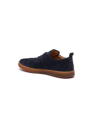 - HENDERSON - Benoit gum sole suede sneakers