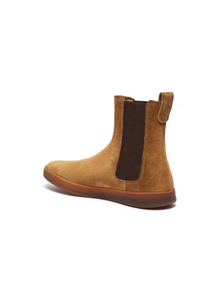 - HENDERSON - Briac gum sole suede Chelsea boots