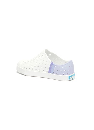 - NATIVE - Jefferson perforated toddler slip-on sneakers