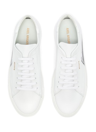 Figure View - Click To Enlarge - AXEL ARIGATO - 'Clean 90' bird embroidered leather sneakers