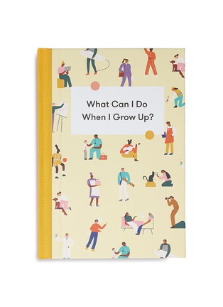 Main View - Click To Enlarge - THE SCHOOL OF LIFE - What can I do when I grow up book