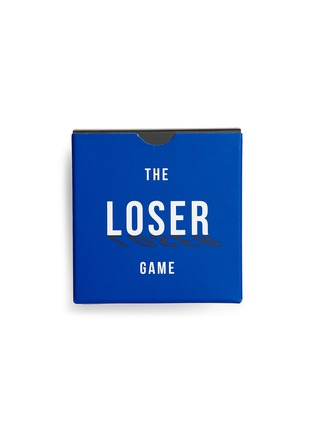 Main View - Click To Enlarge - THE SCHOOL OF LIFE - The Loser card game
