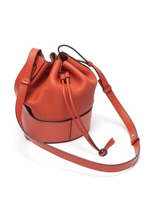 Detail View - Click To Enlarge - LOEWE - 'Balloon' small leather bag