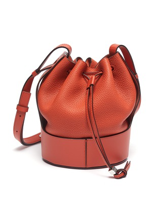 Main View - Click To Enlarge - LOEWE - 'Balloon' small leather bag