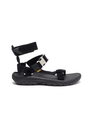 Main View - Click To Enlarge - TEVA - x Opening Ceremony Hurricane buckle detail sandals