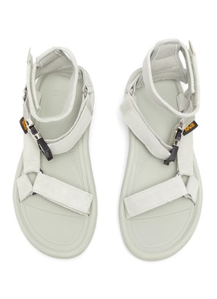 Detail View - Click To Enlarge - TEVA - x Opening Ceremony Hurricane buckle detail sandals