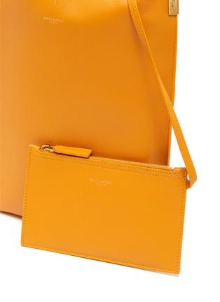 - SAINT LAURENT - Chain strap leather hobo bag