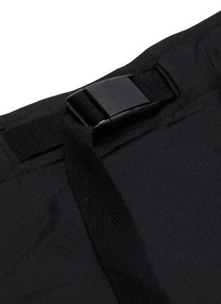 - SHORT SENTENCE - Belted flared midi skirt