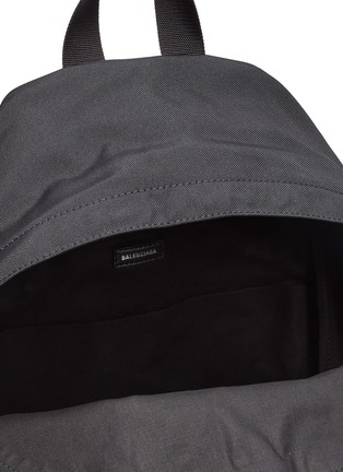Detail View - Click To Enlarge - BALENCIAGA - 'Explorer' sustainable nylon backpack