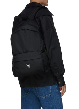 Figure View - Click To Enlarge - BALENCIAGA - 'Explorer' sustainable nylon backpack