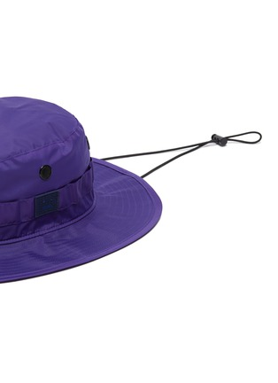 Detail View - Click To Enlarge - ACNE STUDIOS - Face patch bucket hat