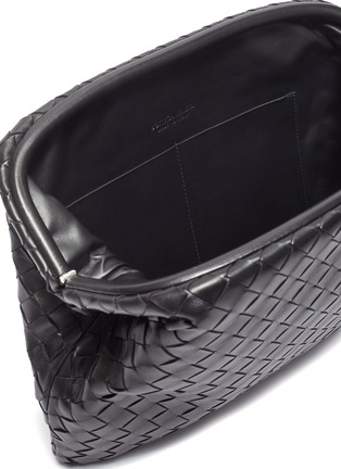 Detail View - Click To Enlarge - BOTTEGA VENETA - Intrecciato leather document pouch