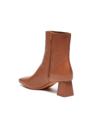 - VINCE - 'Koren' leather ankle boots