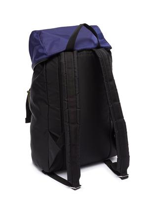 Detail View - Click To Enlarge - MARNI - 'Hackney' nylon backpack