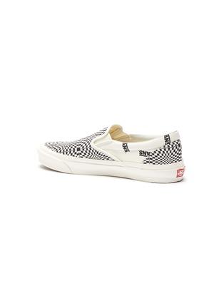 - VANS - OG Classic slip-on LX canvas shoes