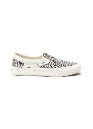 Main View - Click To Enlarge - VANS - OG Classic slip-on LX canvas shoes
