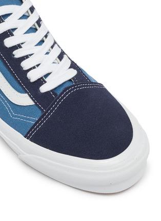 Detail View - Click To Enlarge - VANS - 'Old Skool' canvas sneakers