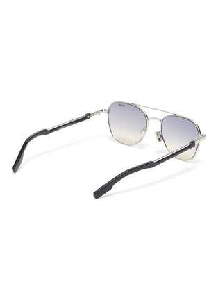 Figure View - Click To Enlarge - DIOR - Diorstreet2 metal frame aviator sunglasses