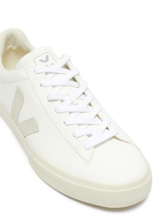 Detail View - Click To Enlarge - VEJA - 'Campo' vegan leather sneakers