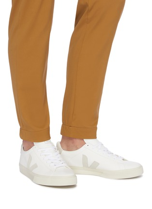 Figure View - Click To Enlarge - VEJA - 'Campo' vegan leather sneakers