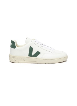 Main View - Click To Enlarge - VEJA - 'V-12' vegan leather sneakers