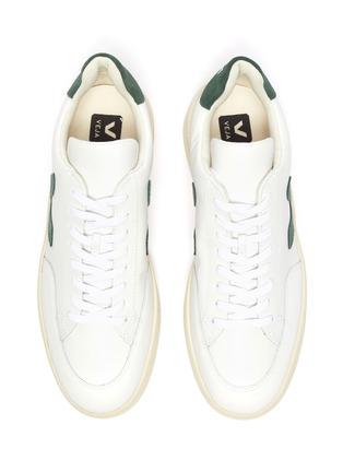 Figure View - Click To Enlarge - VEJA - 'V-12' vegan leather sneakers