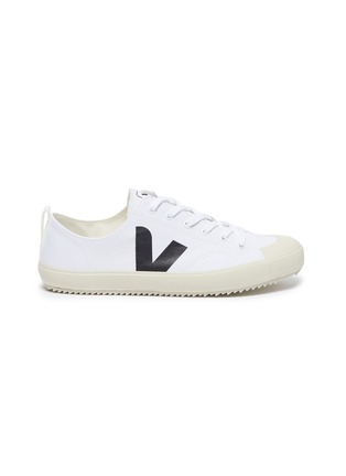 Main View - Click To Enlarge - VEJA - 'Nova' canvas lace up sneakers
