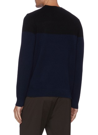 Back View - Click To Enlarge - THEORY - 'Hilles' cashmere sweater