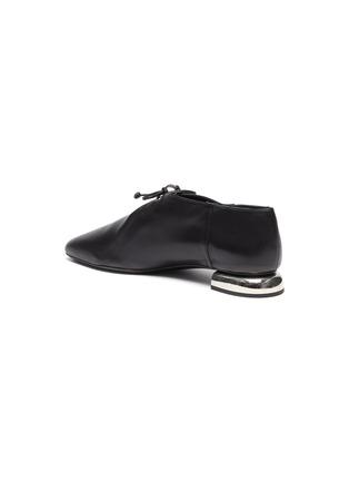 - PIERRE HARDY - 'Satellite' lambskin leather loafers