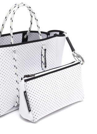 Detail View - Click To Enlarge - STATE OF ESCAPE - Petite Escape sailing rope neoprene tote