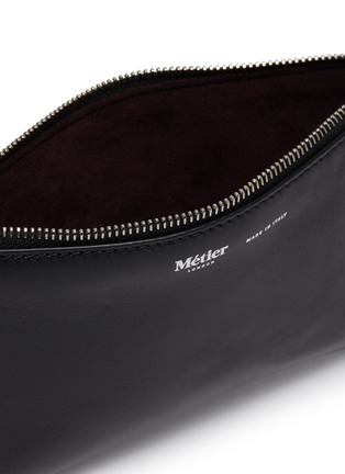 Detail View - Click To Enlarge - MÉTIER - 'Small Things' leather pouch