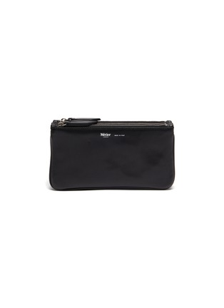 Main View - Click To Enlarge - MÉTIER - 'Small Things' leather pouch