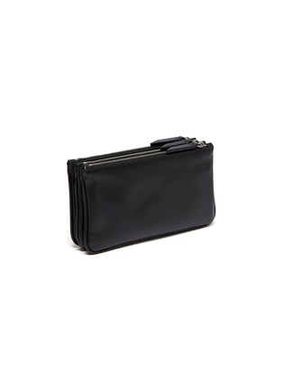 Figure View - Click To Enlarge - MÉTIER - 'Small Things' leather pouch