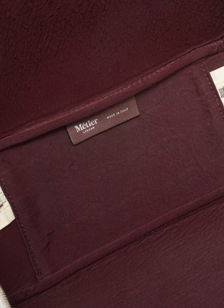 Detail View - Click To Enlarge - MÉTIER - Small clothing canvas pouch