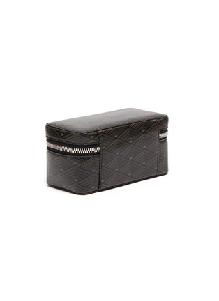 Figure View - Click To Enlarge - MÉTIER - Leather watch box