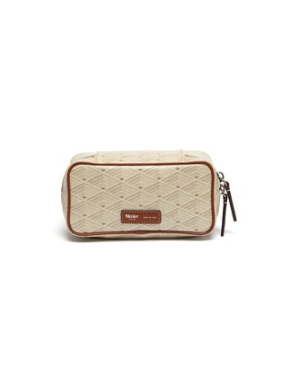 Main View - Click To Enlarge - MÉTIER - Extra small clothing canvas pouch