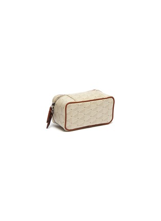 Figure View - Click To Enlarge - MÉTIER - Extra small clothing canvas pouch