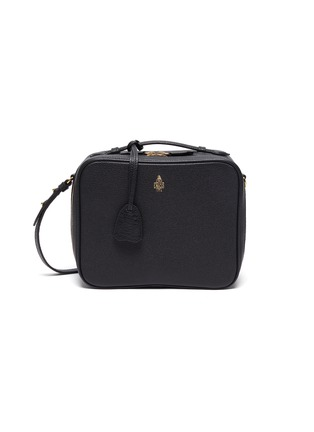Main View - Click To Enlarge - MARK CROSS - 'Madison' mini leather crossbody bag