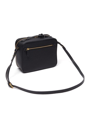 Figure View - Click To Enlarge - MARK CROSS - 'Madison' mini leather crossbody bag