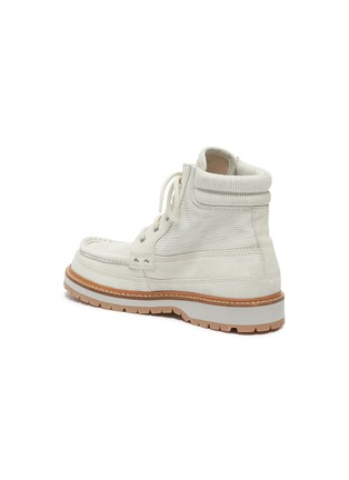 - JACQUEMUS - 'Guarrigues' corduroy boots