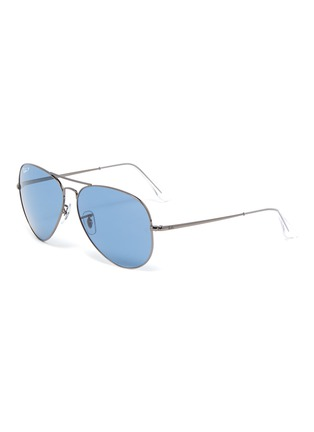Main View - Click To Enlarge - RAY-BAN - Classic metal frame aviator sunglasses