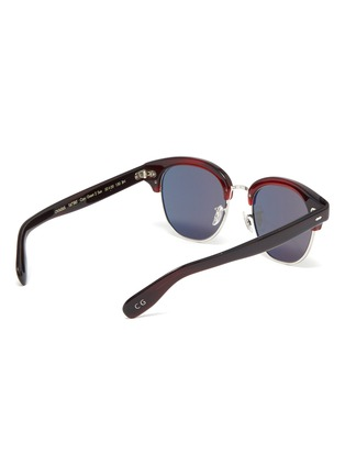 Figure View - Click To Enlarge - OLIVER PEOPLES ACCESSORIES - 'Cary Grant 2' sunglasses